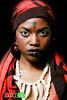 AFROCHIC MODEL THEZ  by AFROCHIC ebony photography