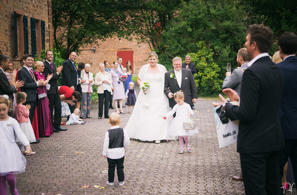 Sarah & Holger Wedding