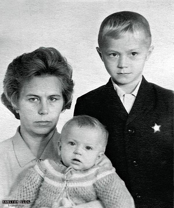 苏联名人家庭180