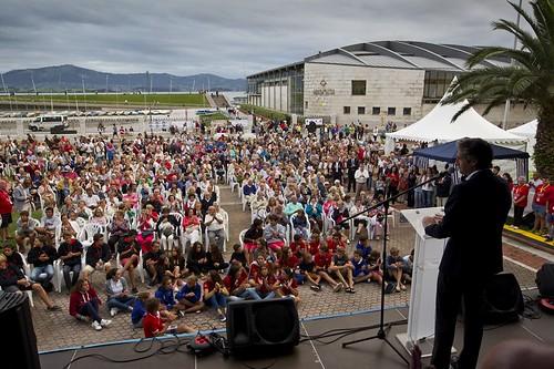Comienza la Semana Internacional de la Vela 'Ciudad de Santander'