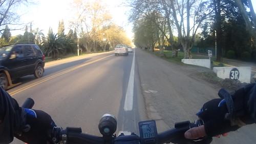 Ciclismo - 138,76 km - Salida Club F.A.R. y Carcaraña (215)
