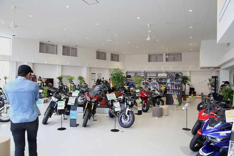 20150917 Motorcycle Shop