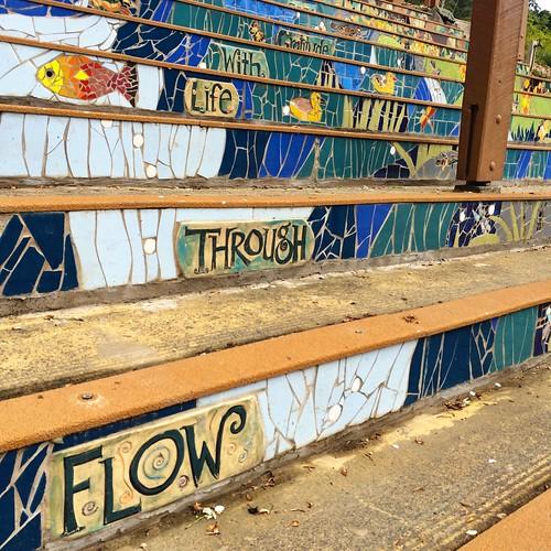 Flow Through Life With Gratitude. Steps