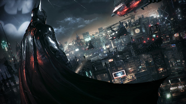 Batman Arkham Knight for PS4