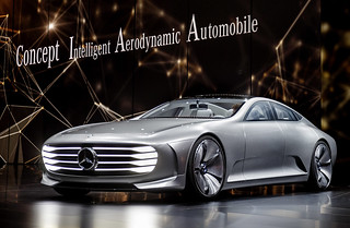 Prototipo Mercedes