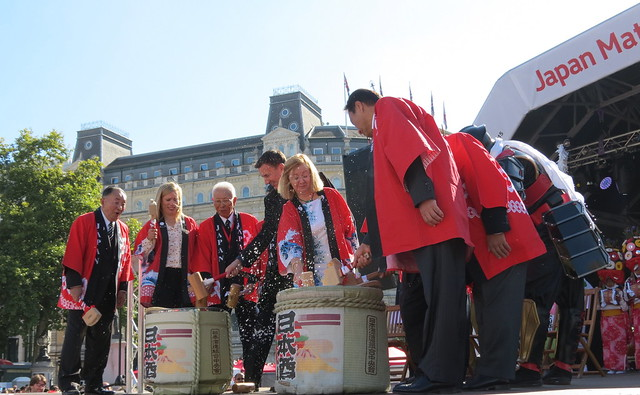 Japan Matsuri Opening Ceremony