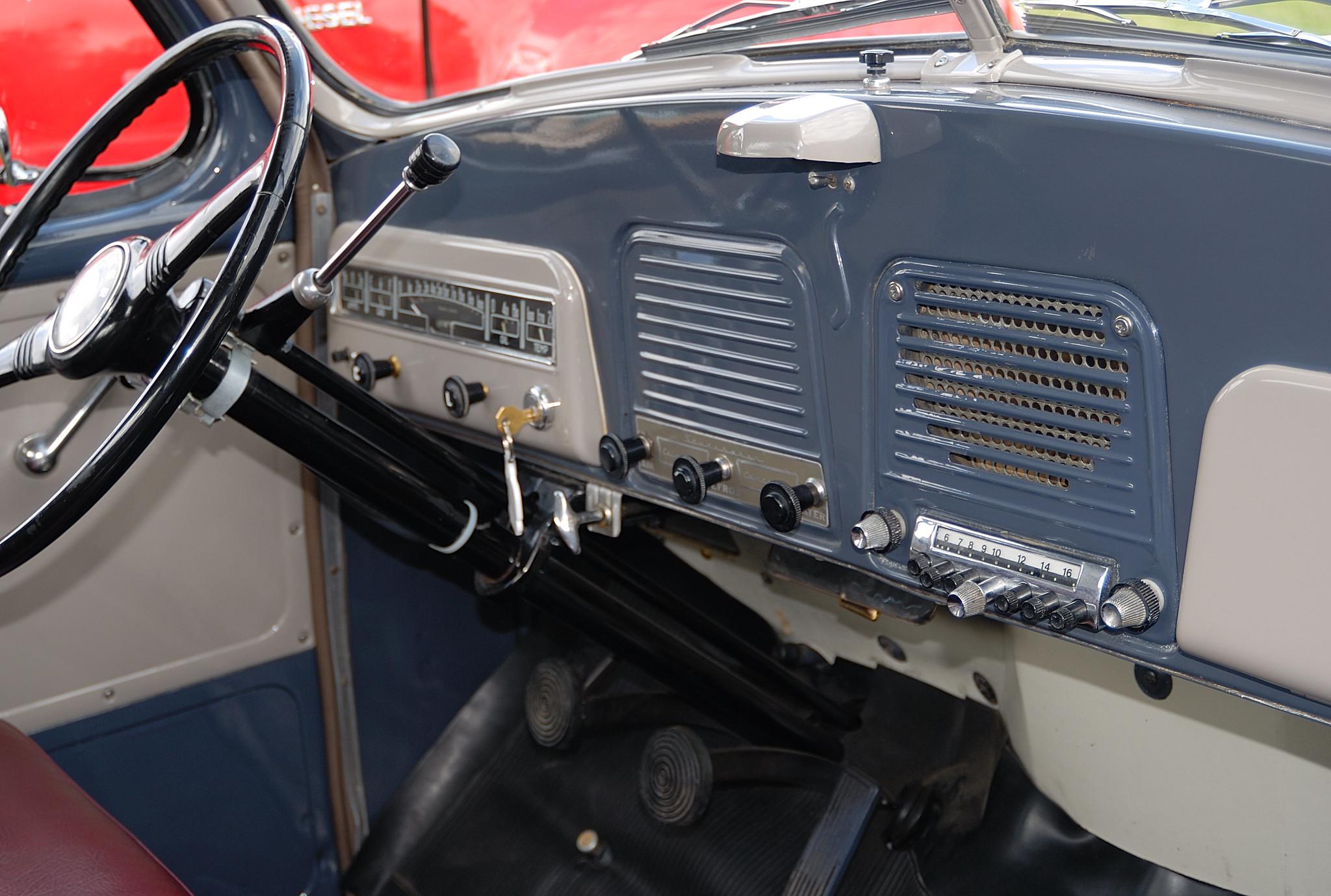 1949 truck radio. Black Bedroom Furniture Sets. Home Design Ideas