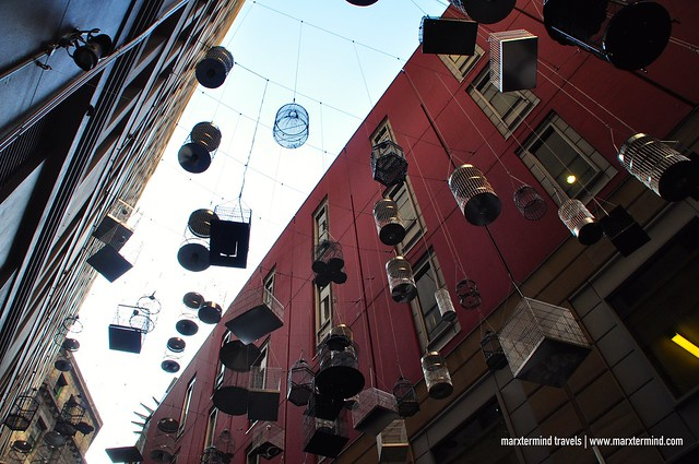 Angel Place Birdcages