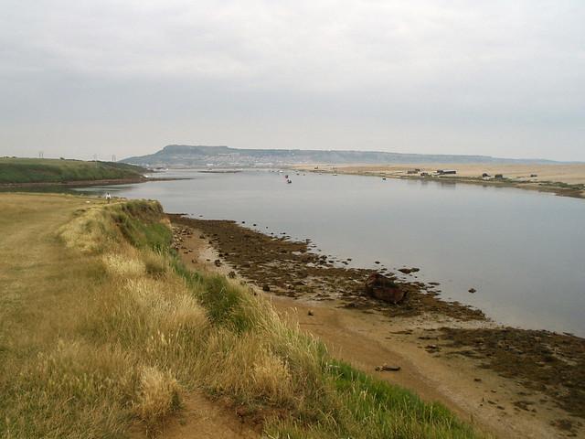 The Fleet near Wyke Regis