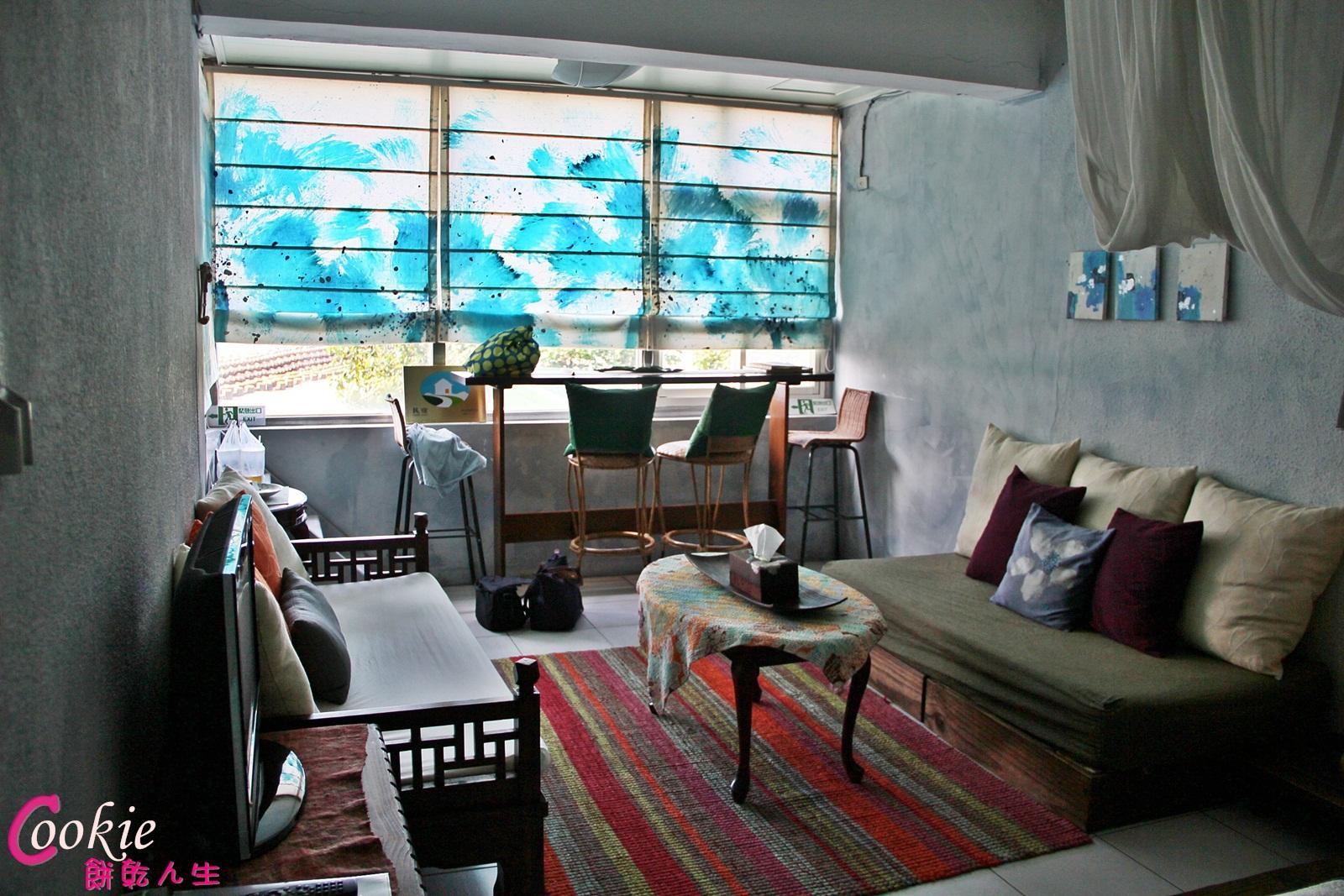 【牧羊女海邊民宿】在房間就可以看海的平價民宿,還有小廚房 ...