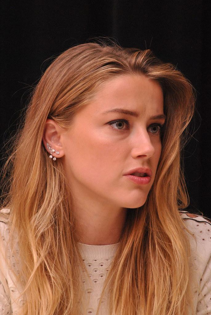 Эмбер Хёрд — Пресс-конференция «Девушка из Дании» на «TIFF» 2015 – 79