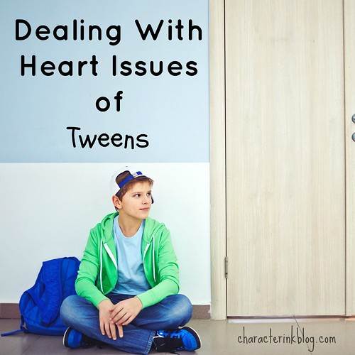 Podcast Notes: Dealing With Heart Issues of Tweens