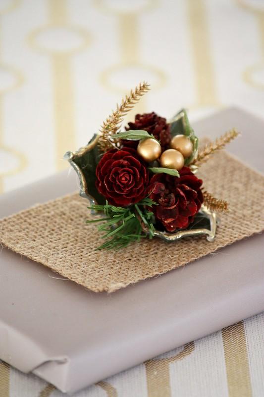 Paketointi-idea joululahjalle Kaikki Paketissa