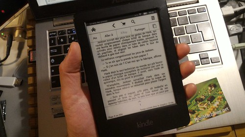 Kindle Minimachines