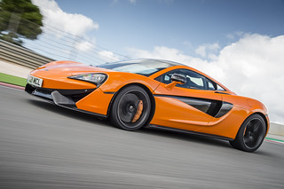 2016 McLaren 570S Coupe - F
