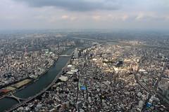 Tokyo Skytree (Nov 7 2015)