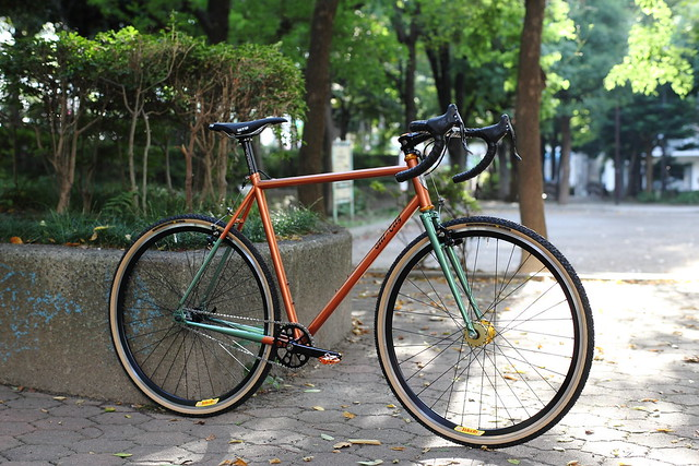 *ALL-CITY* nature boy completebike