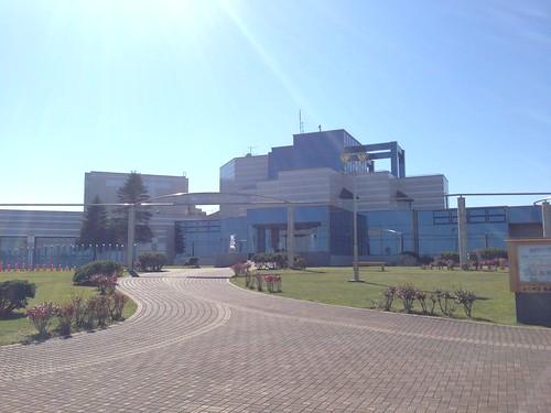 hokkaido-monbetsu-okhotsk-science-center-outside