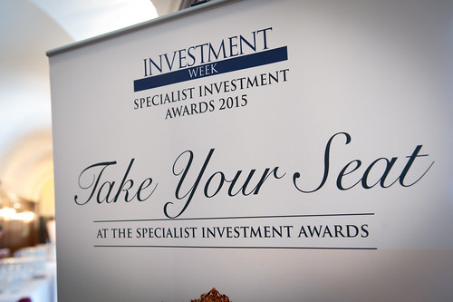 Specialist Investment Awards 2015