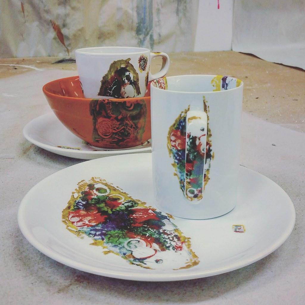 Ceramic decal