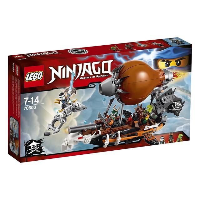 LEGO Ninjago 70603 - Raid Zeppelin