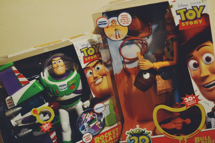 toy story gifts - Toy Story Christmas Special