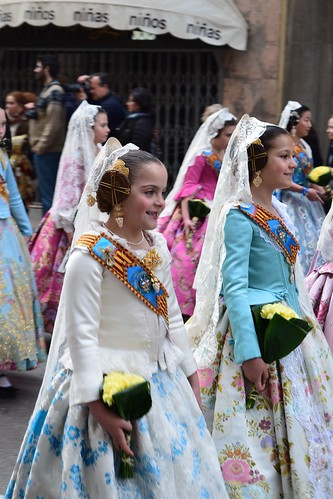 People and Culture- Las Fallas