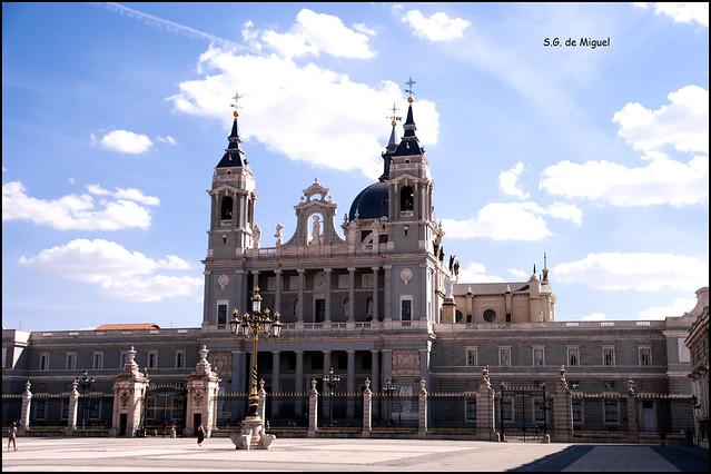 Catedral La Almudena Madrid