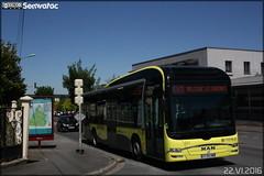 Man Lion's City Hybride - Péribus n°621