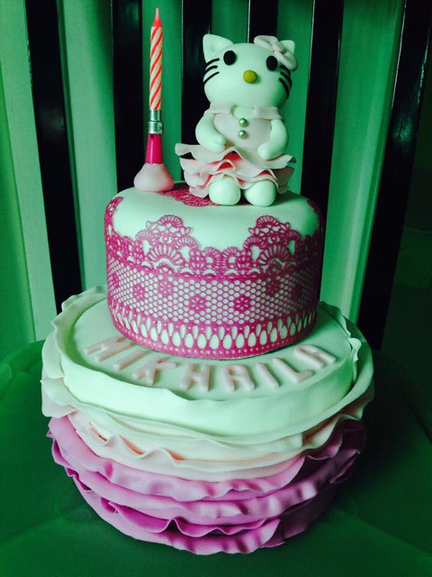 Cake by George-Ninette Crisostomo-Todenio