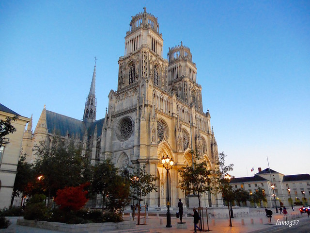 Catedral de Orleans., Nikon COOLPIX S6700