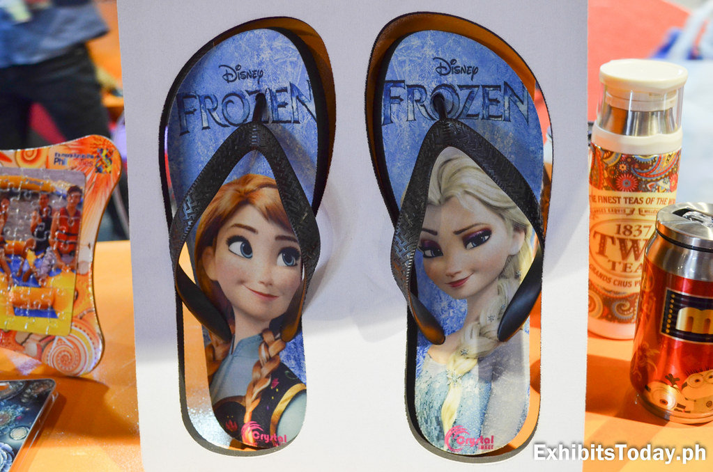 Frozen Themed Slippers