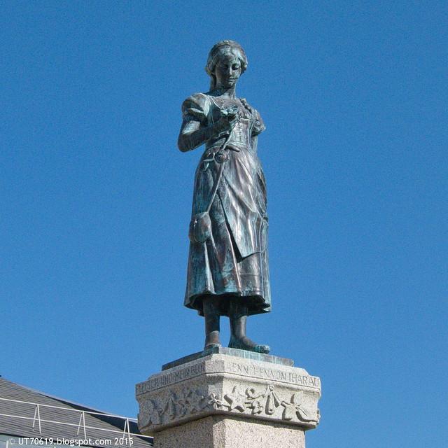 Ännchen-Statue