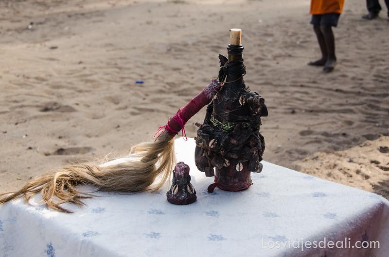 ceremonia vudú