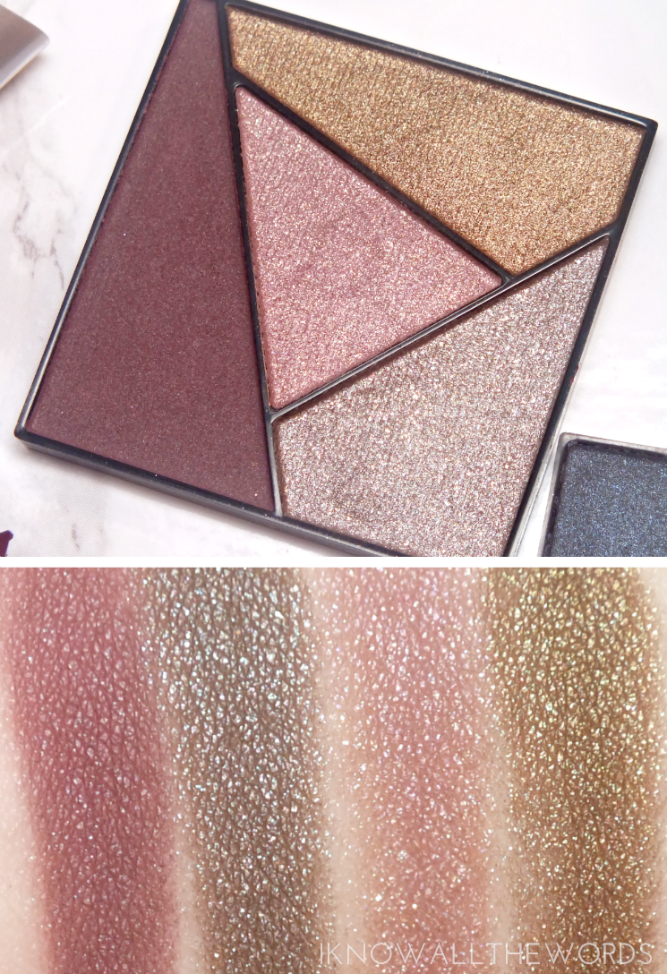 Mary Kay City Modern Collection Eye Color Palette city sophisticate