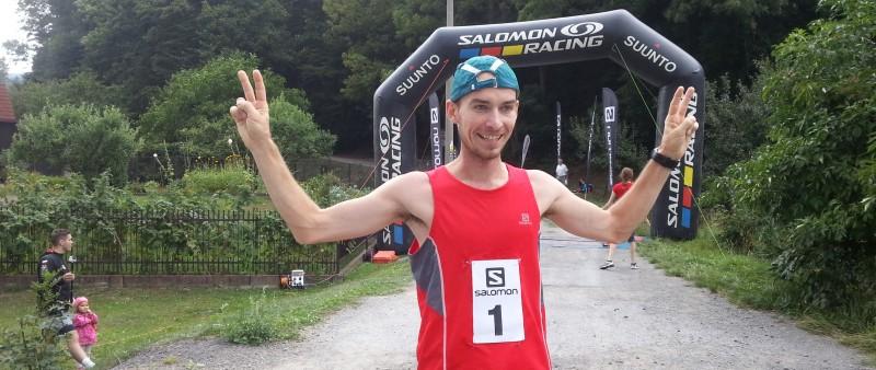 Slezský maraton s přehledem vyhrál Zemaník