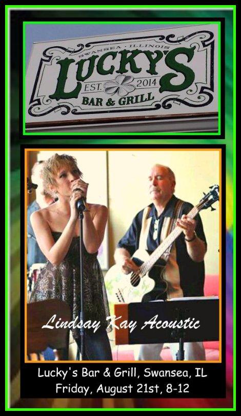 Lindsay Kay Acoustic 8-21-15