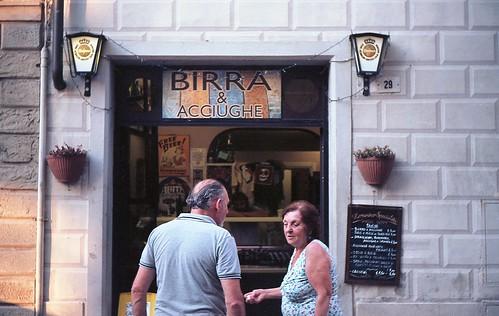Birra & Acciughe, San Miniato