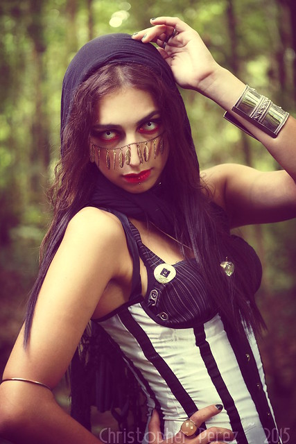 Sabbatia ~ Lou Cat