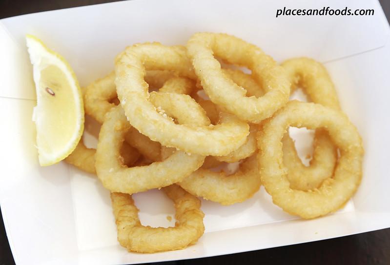 Cicerello Fremantle calamari rings