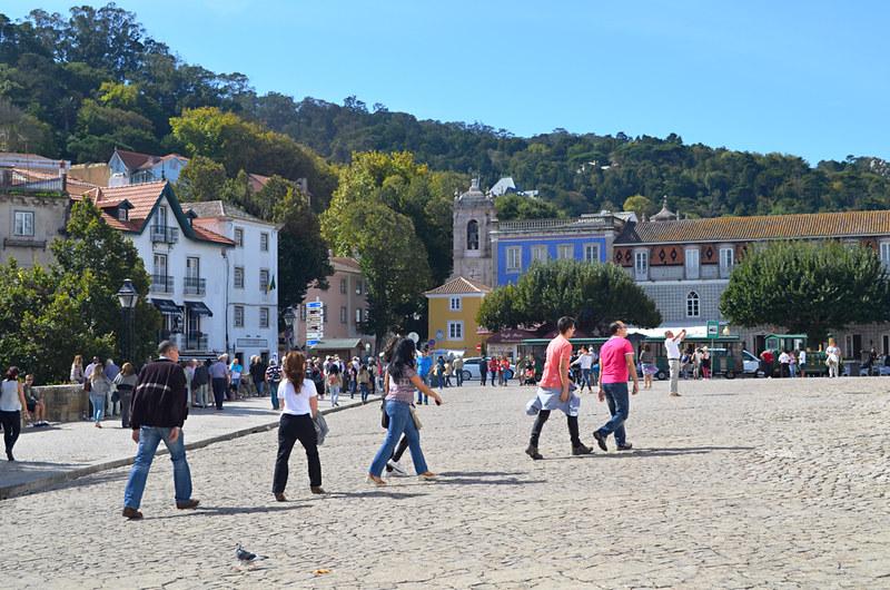 Daytrippers, Sintra, Portugal