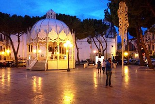 Noicattaro. Piazza Umberto I front