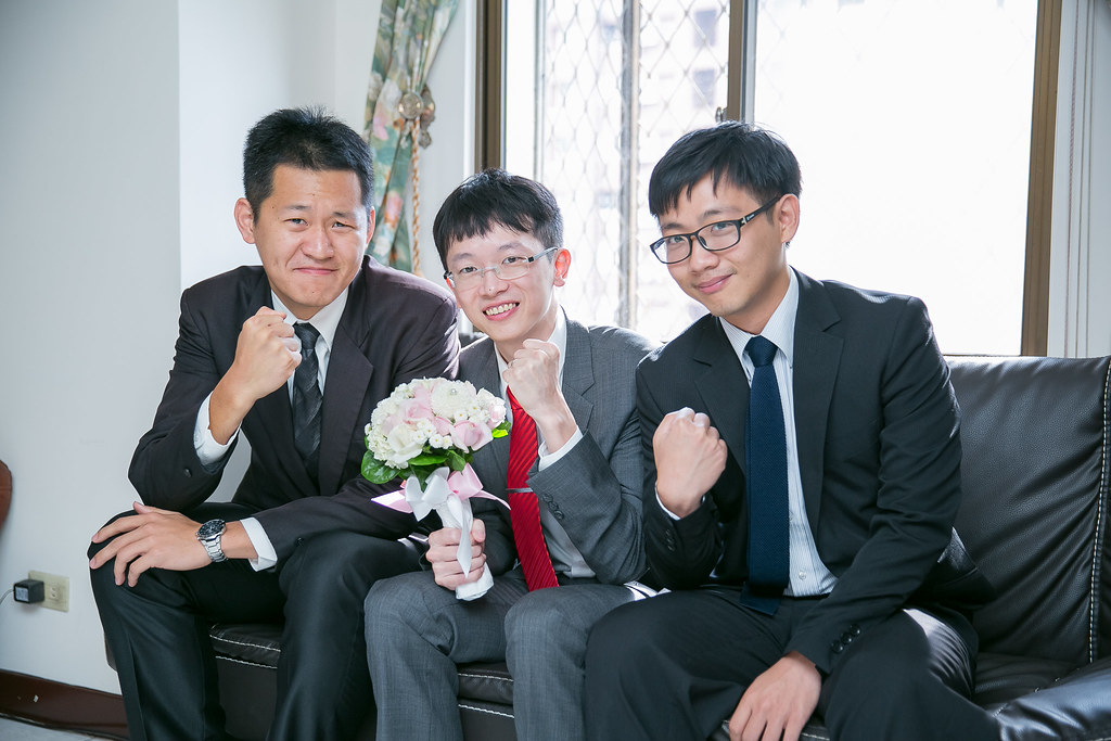 【婚攝】世麒&淑敏 新婚之喜