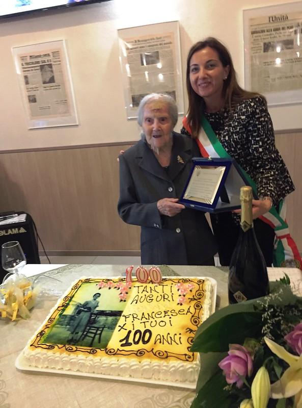 Rutigliano-I primi cento anni di nonna Francesca (3)