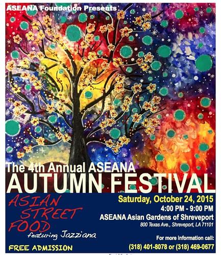 Aseana Fest 10.14.15, Shreveport