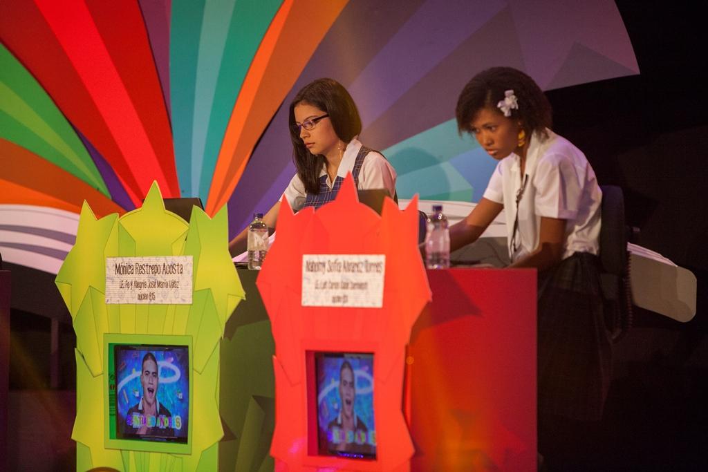 Olimpiadas del Conocimiento 2015 - Semifinales 10° y 11°