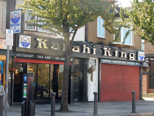 Karahi King, Wembley, London HA0
