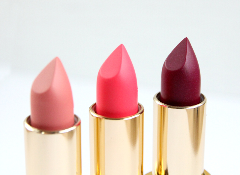 L'oréal collection exclusive la vie en rose lipsticks1