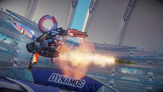 RIGS Mechanized Combat League para PS4
