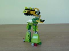 LEGO MIXELS WUZZO GURGGLE MIX Instructions Lego 41547 Lego 41549 Mixels Series 6